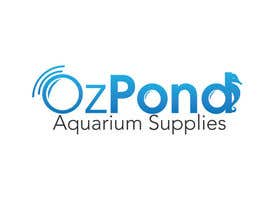 #75 untuk Design a Logo for Oz Pond and Aquarium Supplies oleh KiVii