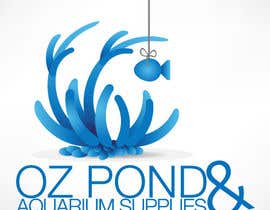 #84 for Design a Logo for Oz Pond and Aquarium Supplies af ChristianTorino
