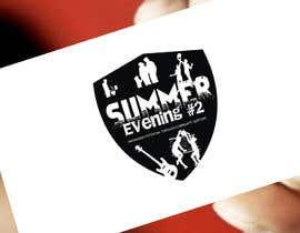 #177 for Design a Logo for a community school event (Summer Evening #2) by porderanto