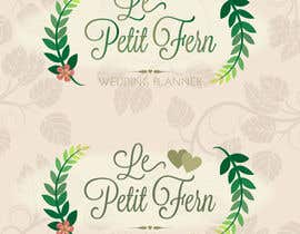#180 for Design a Logo for le petit fern af Tsurugirl