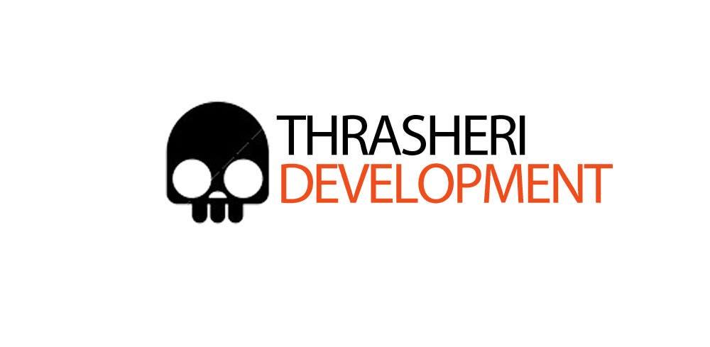 Bài tham dự cuộc thi #                                        58                                      cho                                         Design a Logo for Thrasheri Development
