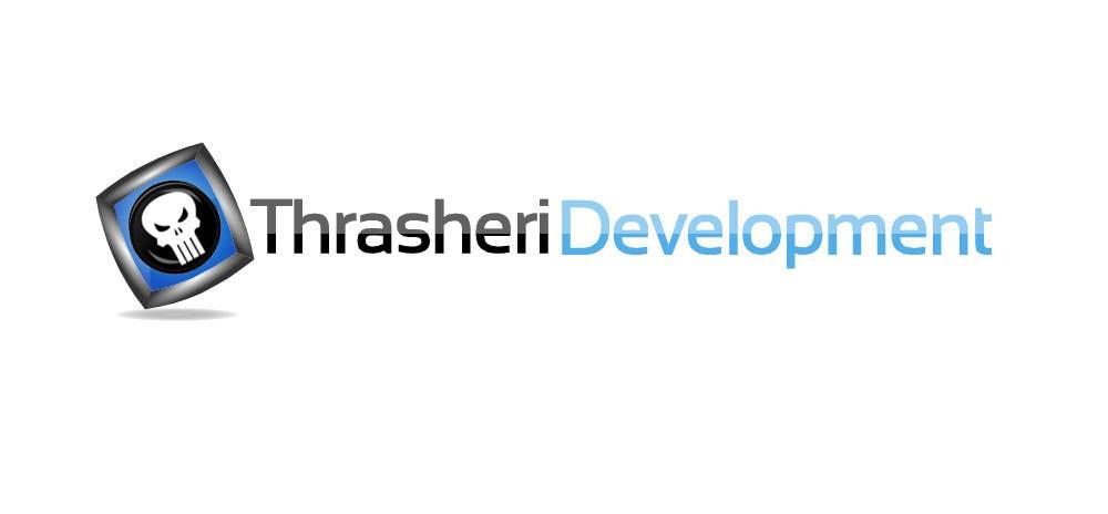 Bài tham dự cuộc thi #                                        59                                      cho                                         Design a Logo for Thrasheri Development