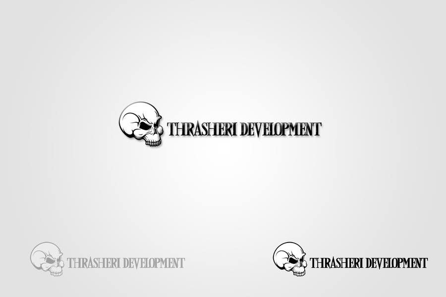 Bài tham dự cuộc thi #                                        71                                      cho                                         Design a Logo for Thrasheri Development