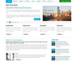 dilip08kmar tarafından Design and build Website for Investment Finance Group için no 21