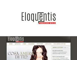 #76 for Logo design for Eloquentis af Arpit1113