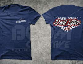 #34 for T-Shirt design for dentlifter af armanlim