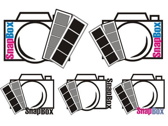 Kilpailutyö #                                        21                                      kilpailussa                                         Design a Logo for SnapBox