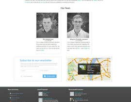 #4 para Design our About Us page! por WebDesignze