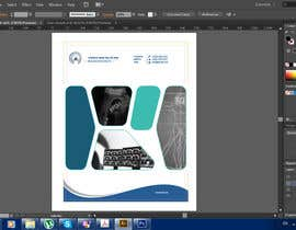 #21 para Design a presentation folder for medical imaging company por muhammadirman