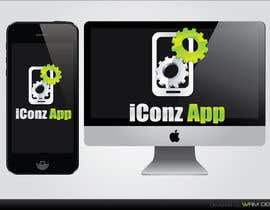 #17 cho Design a Logo for iConz App Pte Ltd bởi dannnnny85