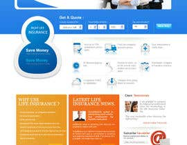 #1 cho Design a Website Mockup for the website bởi Soniyakumar