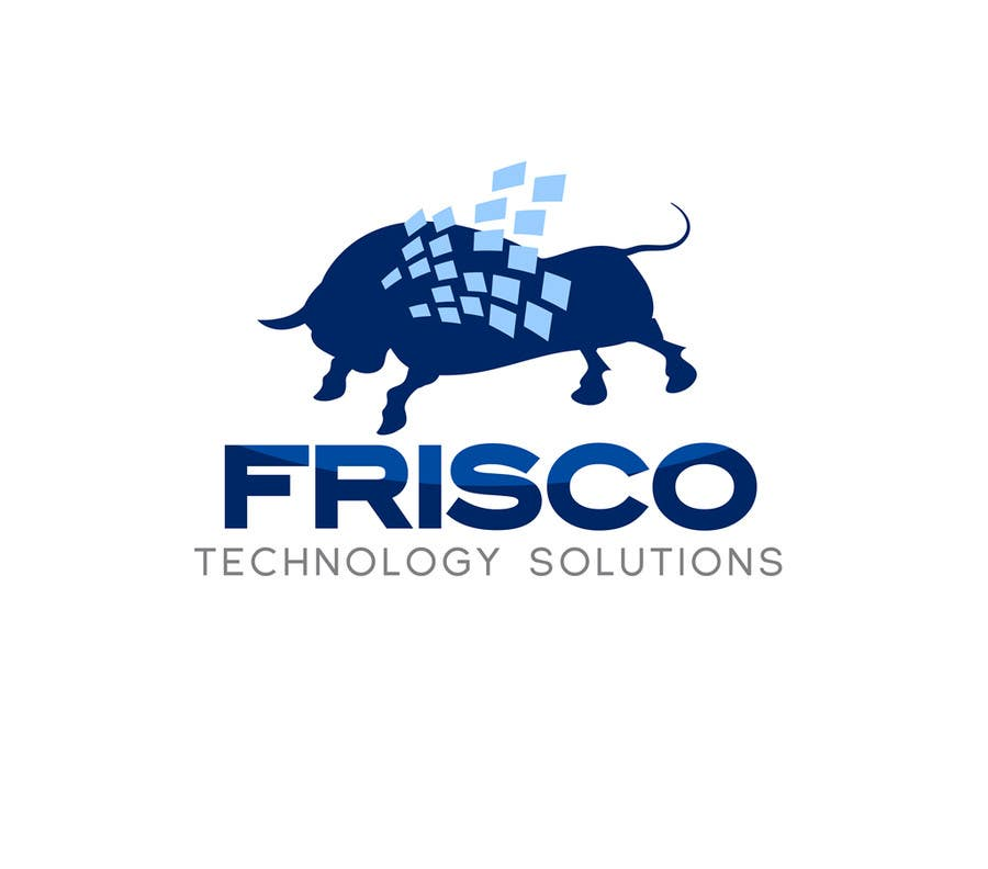 #71 for 5 Hrs LEFT! Guaranteed Logo CONTEST! -=>Frisco Technology Solutions by AnaCZ