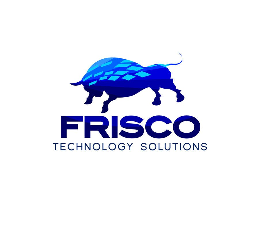 #77 for 5 Hrs LEFT! Guaranteed Logo CONTEST! -=>Frisco Technology Solutions by AnaCZ