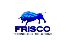 nº 77 pour 5 Hrs LEFT! Guaranteed Logo CONTEST! -=>Frisco Technology Solutions par AnaCZ
