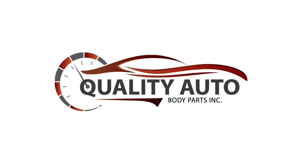 #29 for Design a Logo for Quality Auto Body Parts Inc. by ccet26