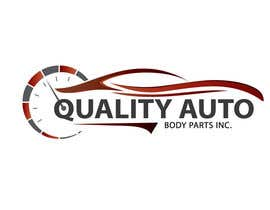 #29 para Design a Logo for Quality Auto Body Parts Inc. por ccet26