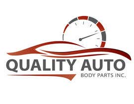 ccet26 tarafından Design a Logo for Quality Auto Body Parts Inc. için no 30