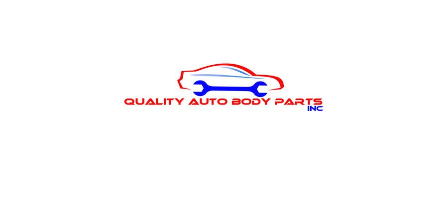 #23 for Design a Logo for Quality Auto Body Parts Inc. by grafixsoul