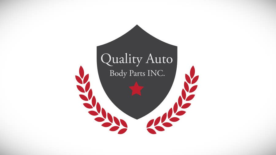 #13 for Design a Logo for Quality Auto Body Parts Inc. by speedpro02