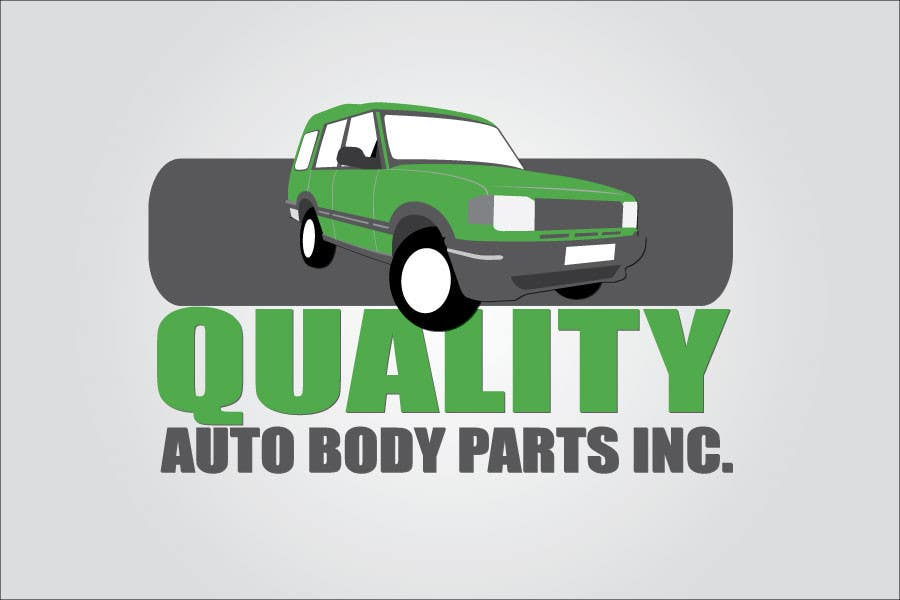 #2 for Design a Logo for Quality Auto Body Parts Inc. by dannnnny85