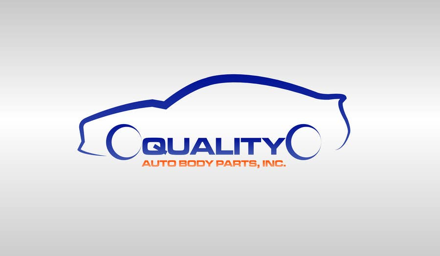 #31 for Design a Logo for Quality Auto Body Parts Inc. by studioprieto