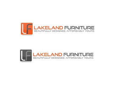 #194 untuk Design a Logo for Lakeland Furniture oleh rraja14