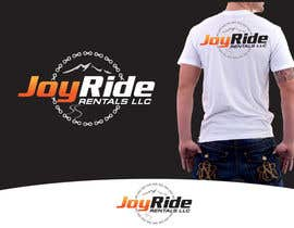 #158 for Design a Logo for JoyRide Rentals by danumdata