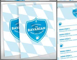 #22 para Design a Menu and Business Card for a Bavarian Restaurant and Beer Garden por ibib