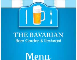 #27 para Design a Menu and Business Card for a Bavarian Restaurant and Beer Garden por blackd51th