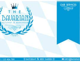 #20 para Design a Menu and Business Card for a Bavarian Restaurant and Beer Garden por SubodhStha