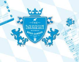 #33 untuk Design a Menu and Business Card for a Bavarian Restaurant and Beer Garden oleh SubodhStha