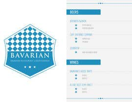 #2 para Design a Menu and Business Card for a Bavarian Restaurant and Beer Garden por Jgarisch12