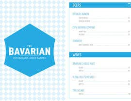 #9 para Design a Menu and Business Card for a Bavarian Restaurant and Beer Garden por Jgarisch12
