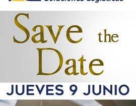 #33 para Diseño de un Save the Date para evento de aniversario de gerardoargenis
