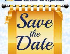 #65 para Diseño de un Save the Date para evento de aniversario de gerardoargenis