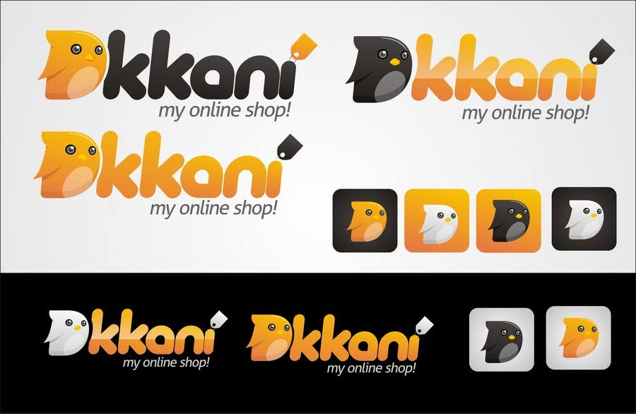 Contest Entry #                                        510                                      for                                         Logo Design for Dkkani