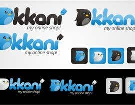 #508 for Logo Design for Dkkani by NaufalNasiri