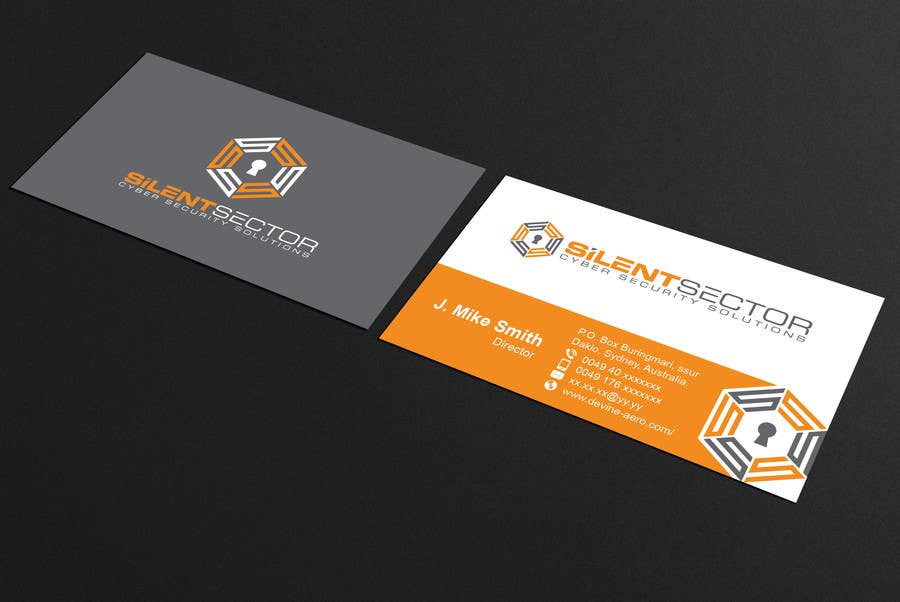 Entry #11 by mamun313 for Business Cards and PPT Template for ...