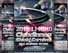#14 для Design A Badminton Tournament Poster от DKMarcos