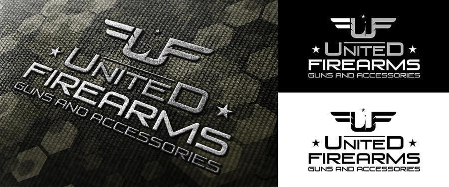 Penyertaan Peraduan #180 untuk Design a Logo for Tactical Gun Shop