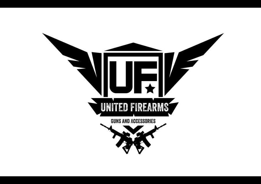 Penyertaan Peraduan #151 untuk Design a Logo for Tactical Gun Shop