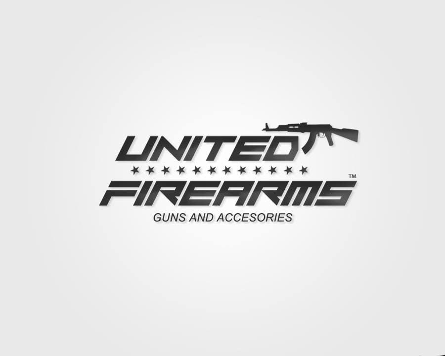 Penyertaan Peraduan #31 untuk Design a Logo for Tactical Gun Shop