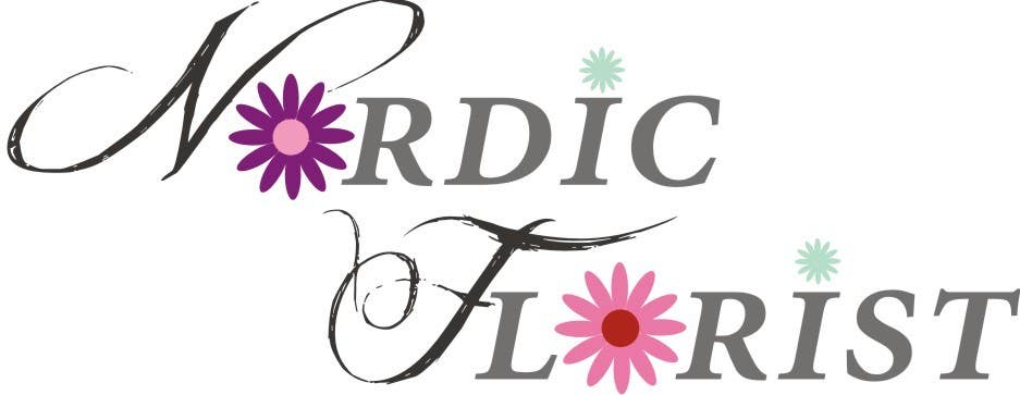 Contest Entry #                                        3                                      for                                         Design a Logo for flower delivery webshop