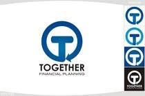 "Graphic Design for ""Together Financial Planning"" için Graphic Design587 No.lu Yarışma Girdisi"