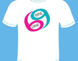 #49 for Simple T-Shirt Design for Wine Dine 69 by Valarie7