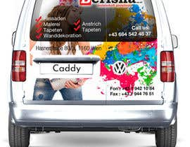 #8 untuk I need a graphic Design for car lettering oleh proxlservice