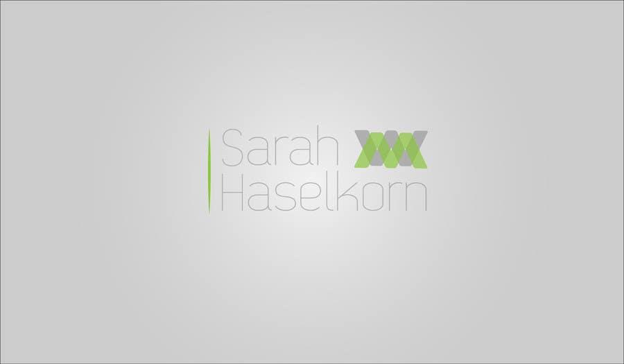 Konkurrenceindlæg #110 for Design a Logo for Personal Website