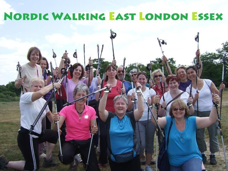 Konkurrenceindlæg #27 for Design a Logo for Nordic Walking East London