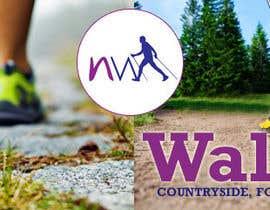 Nro 9 kilpailuun Design a Logo for Nordic Walking East London käyttäjältä dezcreation