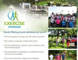 #28 for Design a Logo for Nordic Walking East London af dezcreation